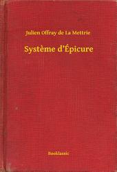 Système d'Épicure