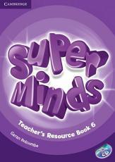 Super Minds Level 6 Teacher s Resource Book with Audio CD PDF