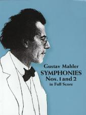 Symphonies Nos. 1 and 2 in Full Score
