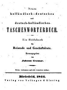 Neues holl  ndisch deutsches und deutsch holl  ndisches Taschenw  rterbuch PDF