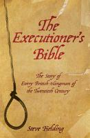 The Executioners Bible PDF