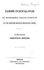 Corpus scriptorum historiae byzantinae: Volume 37