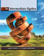 Intermediate Algebra: Edition 5