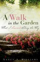 A Walk in the Garden PDF