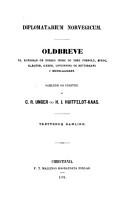 Diplomatarium norvegicum PDF