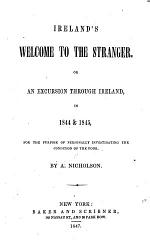 Ireland's Welcome to the Stranger