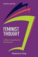 Feminist Thought  Student Economy Edition PDF