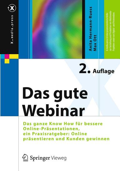 Das gute Webinar PDF