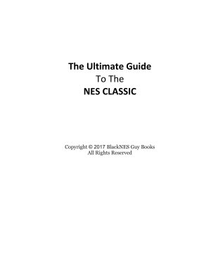 NES Classic  Ultimate Guide To The NES Classic  Tips  Tricks  and Strategies to all 30 Games PDF