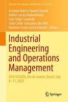Industrial Engineering and Operations Management PDF