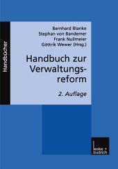 Handbuch zur Verwaltungsreform: Ausgabe 2