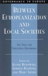 Between Europeanization and Local Societies PDF