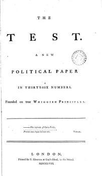 The Test PDF