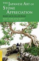Japanese Art of Stone Appreciation PDF