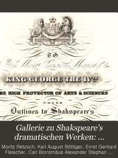 Gallerie zu Shakspeare's dramatischen Werken: Hamlet & v. 2. Macbeth