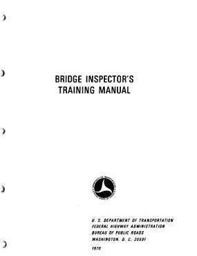 Bridge Inspector s Training Manual PDF