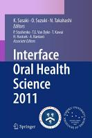 Interface Oral Health Science 2011 PDF
