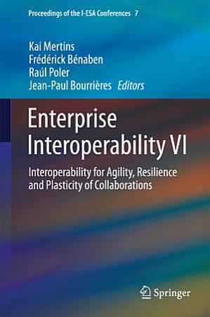Enterprise Interoperability VI PDF