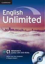 English Unlimited Advanced A Combo with DVD-ROMs (2)