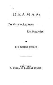 Dramas   The Witch of Rosenburg   The Hidden Gem PDF