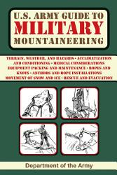 U S Army Guide To Military Mountaineering Book PDF