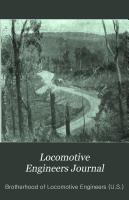 Locomotive Engineers Journal PDF