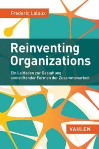 Reinventing Organizations PDF