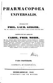 Pharmacopoea universalis: Volume 2