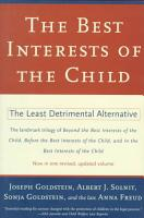 The Best Interests of the Child PDF