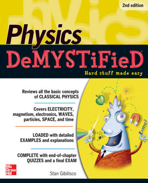Physics DeMYSTiFieD  Second Edition PDF