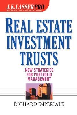 J K  Lasser Pro Real Estate Investment Trusts
