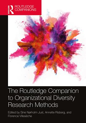 The Routledge Companion to Organizational Diversity Research Methods PDF
