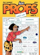 Les Profs - tome 15 - Bulletin météo