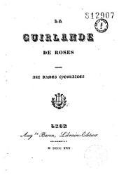 La guirlande de roses dédiée aux dames lyonnaises