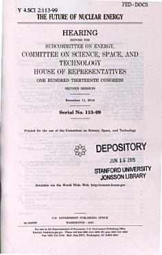 The Future of Nuclear Energy PDF
