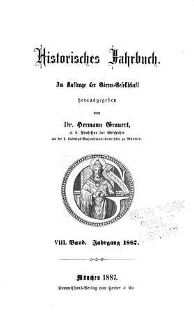Historisches Jahrbuch PDF