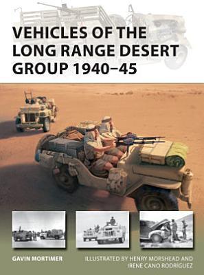 Vehicles of the Long Range Desert Group 1940   45