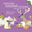 Amazing Animal Actions PDF