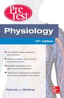 Physiology PreTest Self Assessment and Review 14 E PDF