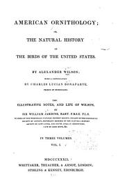 American Ornithology; Or, The Natural History of the Birds of the United States