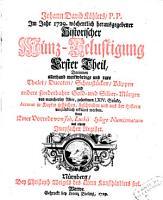 Johann David K  hlers     Historischer M  nz Belustigung PDF