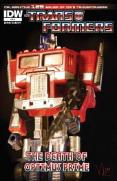 Transformers: Death of Optimus Prime