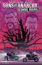 Sons of Anarchy Redwood Original #5