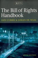 The Bill of Rights Handbook PDF