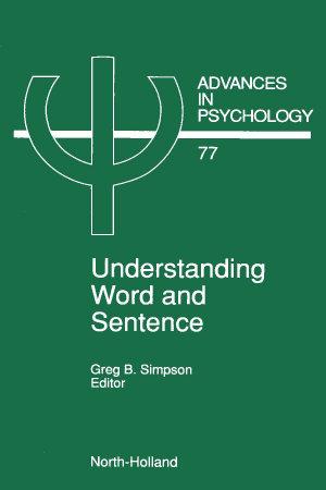 Understanding Word and Sentence
