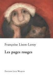Les pages rouges: Un roman intense