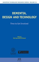 Dementia  Design and Technology PDF