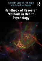 Handbook of Research Methods in Health Psychology PDF