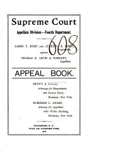 Appeal Book