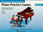 Piano Practice Games Book 1 (Music Instruction)